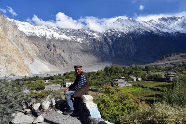 Pakistaner in Passu