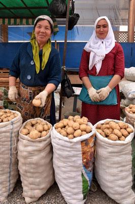 2 kg Kartoffeln - macht 40 Cent