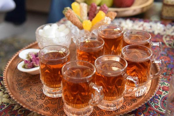 Tee bei Shabnam