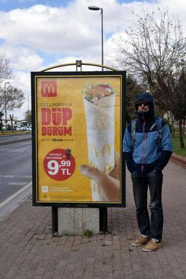 Mc Dürum - willkommen in der Türkei