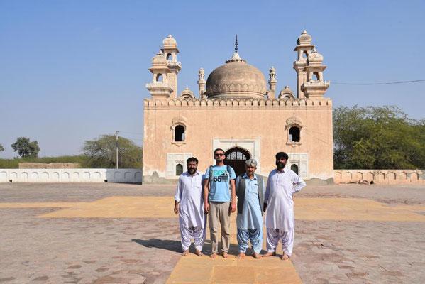 Saif, Janus, Nasrullah und Nadir Shah