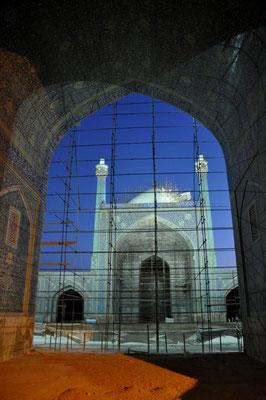 große Moschee am Imam Square