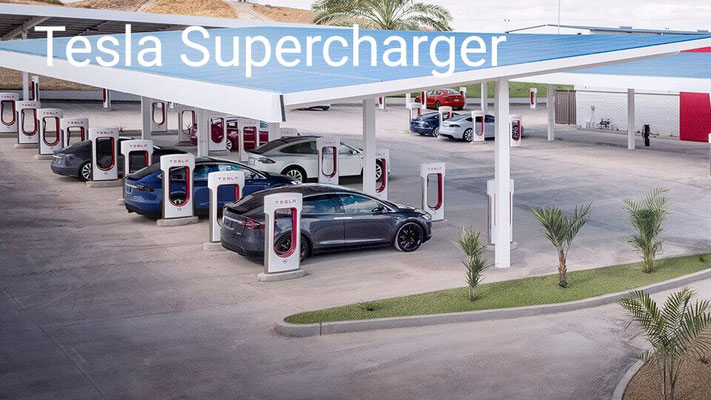 Tesla Supercherger