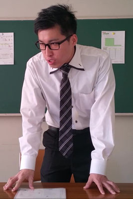 坂口拓斗会社員画像