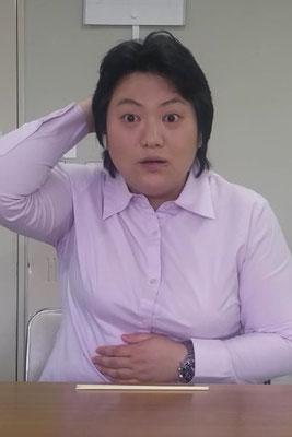 女優伊達の食いしん坊役2