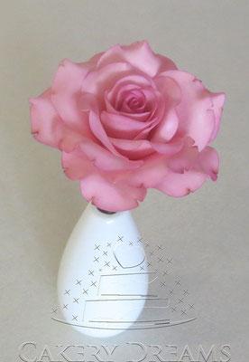 Teehybride (Rosen) aus Blütenpaste