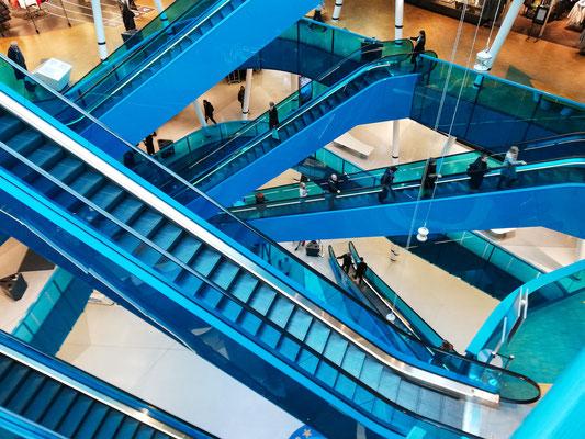 Emporia Shopping Mall in Malmö
