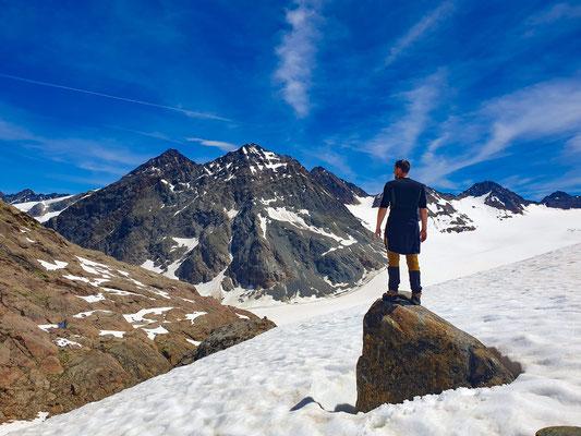 Aussicht 2840m