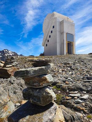 Kapelle Pitztaler Gletscher