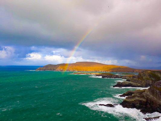 Landschaft am Ring of Kerry