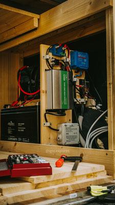 Elektronik im Camper