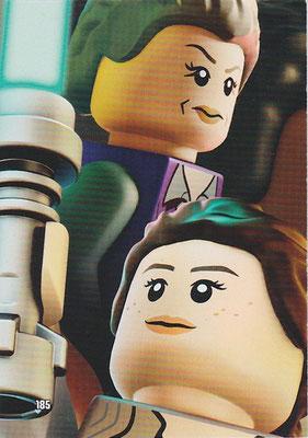 LEGO Star Wars Tradings Cards Serie 2 Karte 185