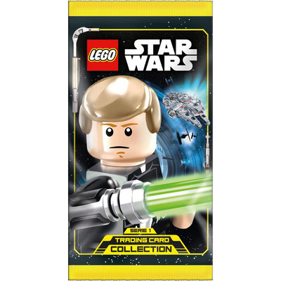LEGO Trading Card Collection Booster
