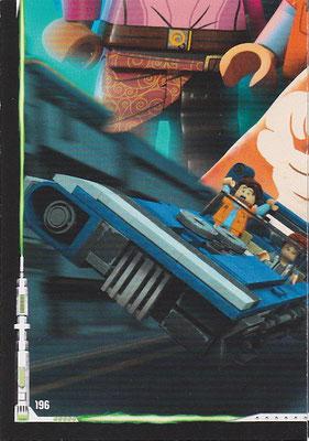 LEGO Star Wars Tradings Cards Serie 2 Karte 196