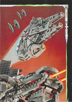 LEGO Star Wars Tradings Cards Serie 2 Karte 183