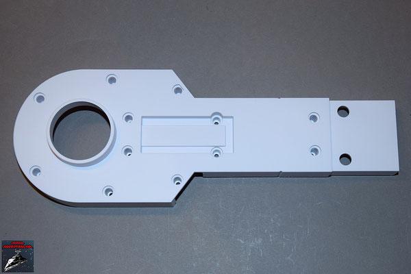 Build your own R2-D2 Ausgabe 46 Innenabdeckung linkes Bein (Kunststoff)