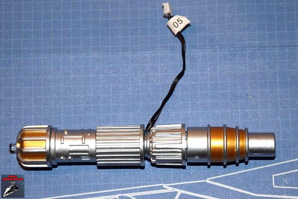 DeAgostini Bau deinen X-Wing Ausgabe 33 Der Generator wird zusammengesetzt und das Kabel darin verlegt