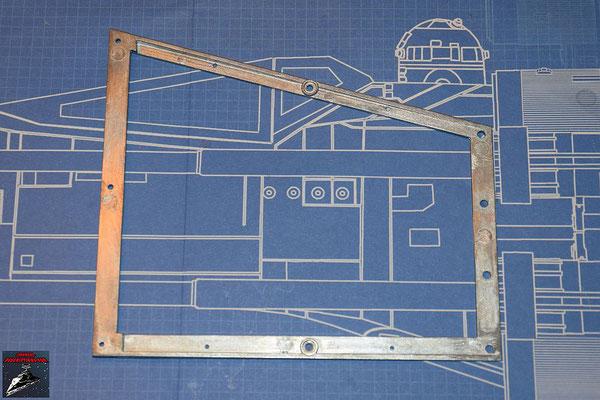 Bau Deinen X-Wing Ausgabe 39 Flügelrahmen
