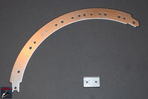 Build your own R2-D2  Teil des dritten Ringes der Kuppel und eine Verbindung (Metall)