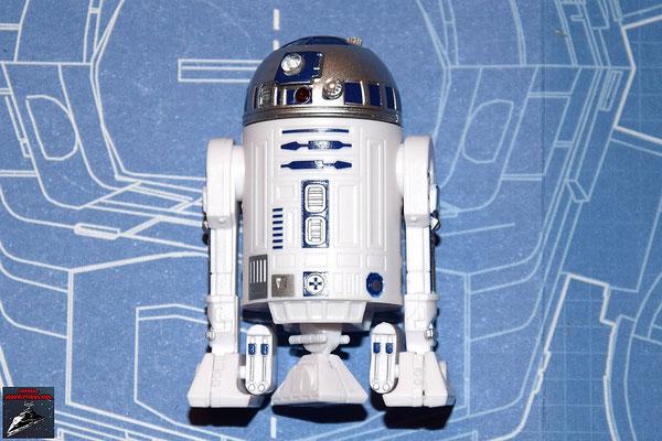 DeAgostini Bau deinen X-Wing Ausgabe 5 Die letzten Teile von R2-D2 werden zusammengesetzt