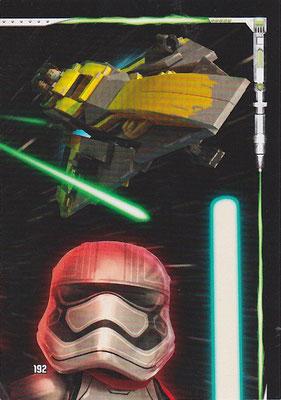LEGO Star Wars Tradings Cards Serie 2 Karte 192