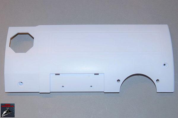 Build your own R2-D2 Ausgabe 68 Rumpfplatte (Kunststoff)