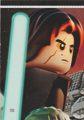 LEGO Star Wars Tradings Cards Serie 2 Karte 182