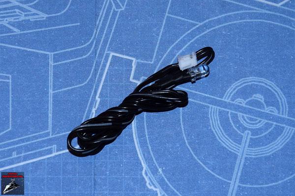 DeAgostini Bau deinen X-Wing Ausgabe 13 LED für den Antrieb