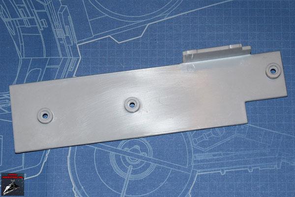 DeAgostini Bau deinen X-Wing Ausgabe 14 Flügelwurzelabdeckung (Kunststoff)