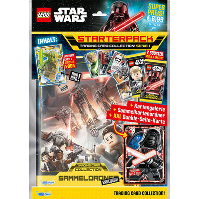 LEGO Trading Card Collection Starterpack