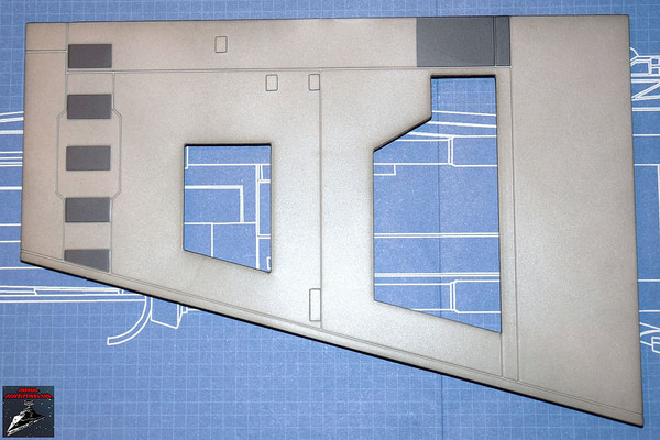 DeAgostini Bau deinen X-Wing Ausgabe 31 Flügelverkleidung