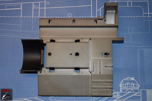 Bau Deinen X-Wing Ausgabe 40 Antriebsbefestigung (Kunststoff)