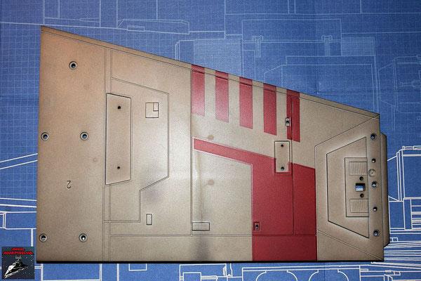 Bau Deinen X-Wing Ausgabe 38 Flügelunterseite (Kunststoff)