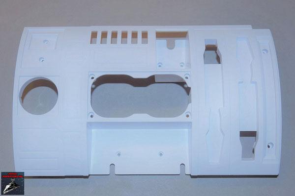 Build your own R2-D2 Ausgabe 80 Rumpfverkleidung (Kunststoff)