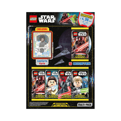 LEGO Trading Card Collection Multipack