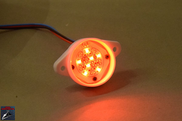 Build your own R2-D2 Heft 4 LED-Beleuchtung