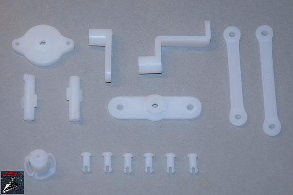 Build your own R2-D2 Ausgabe 84 Elemente für den Armmechanismus
