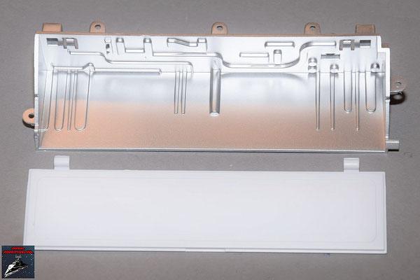 Build your own R2-D2 Ausgabe 56 Rumpfkomponente für einen Werkzeugarm und Klappe (Kunststoff)