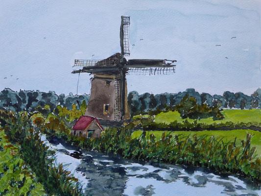 Windmühle I - 250 Euro
