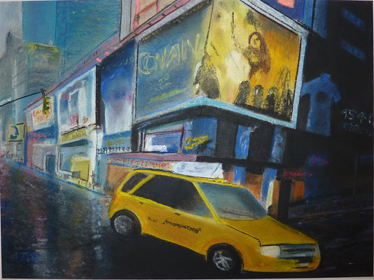 New York, Straßenszene - 350 Euro