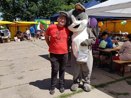 Sommerfest Tierheim Falkensee 2019