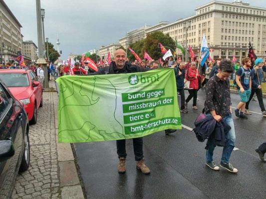 Gegen CETA und TTIP