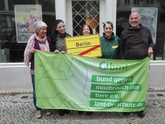 Tierversuchsgegner Berlin Brandenburg e.V.