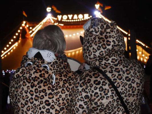 Demo vor dem Berliner Weihnachtscircus 2019 - Zirkus ja, aber ohne Tiere!