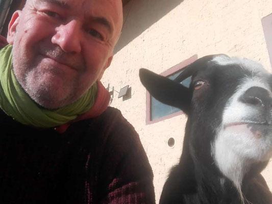 Zu Besuch mit aktiver Hilfe auf dem Gnadenhof von Animals United e.V. Berlin