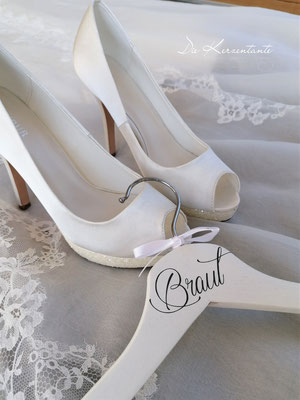 Braut Kleiderbügel, Preis: EUR 9,99