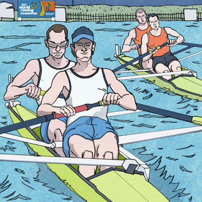 AAA Living - The 2017 Rowing Championship in Sarasota, Florida