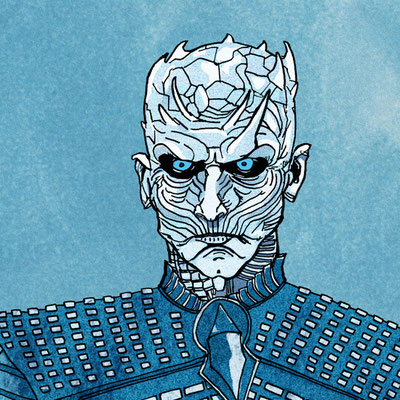 Game of Thrones - The Night King