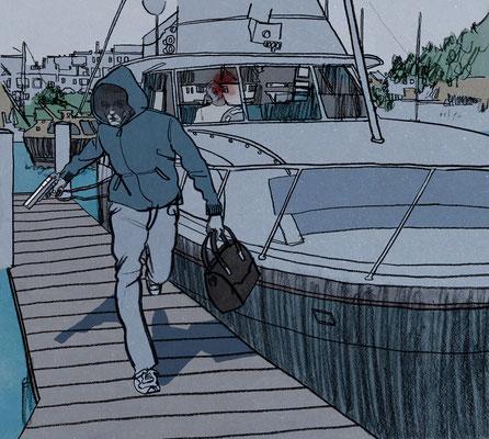 Boat Dock Murder