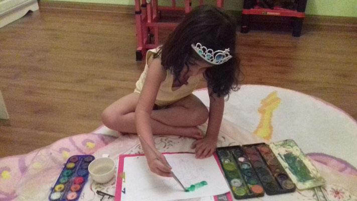 آروشا چهار ساله